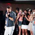 Rodrigo Andrade também é cantor de música sertaneja