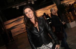 Glenda Kozlowski nega mágoa após ser substituída por Fátima Bernardes na Globo