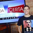 Fábio Porchat perdeu mais de dez quilos com o 'Medida Certa'