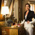 Júlia Lemmertz diz que novela não é vida real e que o público precisa entrar na história de 'Em Família' para entender a escalação dos personagens
