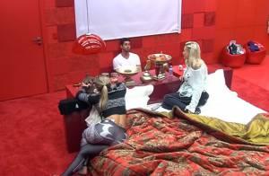 'BBB 14': Marcelo diz que precisa ficar com Angela, mas dorme com Letícia