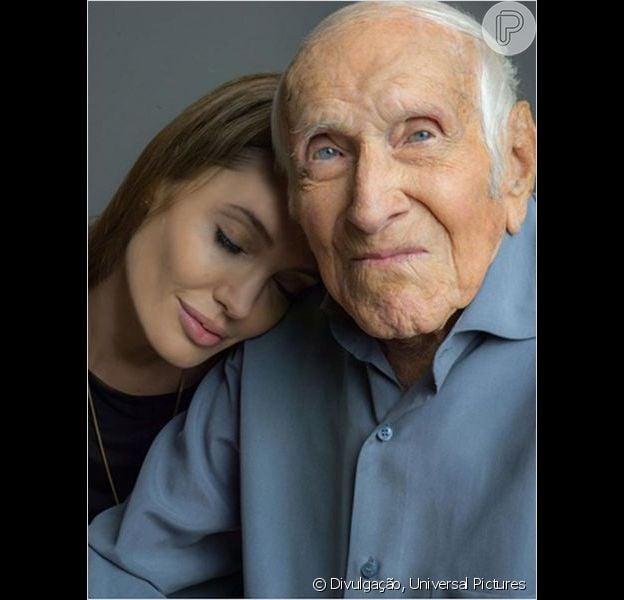 Angelina Jolie lançou o primeiro trailer do seu filme como diretora, 'Unbroken'