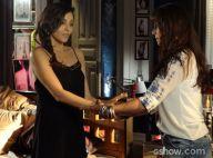 'Em Família': Clara e Marina bebem e passam a noite juntas em Angra dos Reis