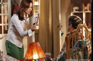 'Em Família': 'Não sou tão feliz quanto você imagina', diz Virgílio para Helena