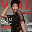 Rihanna é capa da 'Vogue' americana