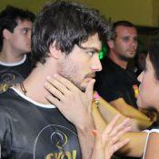 Guilherme Leicam curte Carnaval com Camila Camargo em Florianópolis, SC