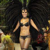 Mariana Rios exibe corpo em forma antes de desfile e recebe elogios: 'Gostosa'