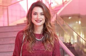 Thaila Ayala e Natallia Rodrigues prestigiam lançamento de coleção em SP