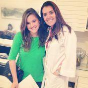 Alice Wegmann procura nutricionista para emagrecer: 'Pareço maior na TV'