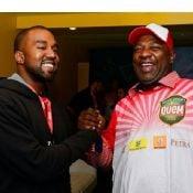 Kanye West quer fazer parceria musical com Mr. Catra: 'Curtiu meu som'