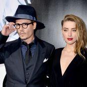 Johnny Depp e Amber Heard recebem 100 convidados em festa de noivado