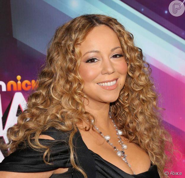 Mariah Carey e Nicki Minaj brigam constantemente durante o programa 'American Idol', que estreou na quarta-feira, 16 de janeiro de 2013