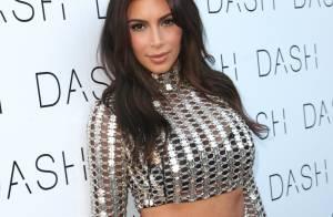 Kim Kardashian quer emagrecer para seu casamento: 'Não come arroz nem pão'