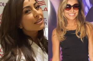 Antes e depois: confira os famosos que mudaram de visual em abril. Veja fotos