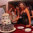 Laryssa Dias comemora 30 anos com suas amigas