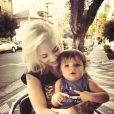 Fabian e Clara são pais de Max, de 2 anos