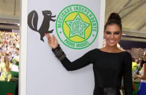 Mariana Rios deixa posto de rainha de bateria da Mocidade: 'Compromissos'