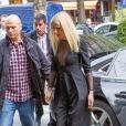 Gwyneth Paltrow já usou um macacão da estilista em divulgação do filme 'Homem de Ferro 3', em abril de 2013. Na época, a peça custava R$ 2.984