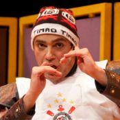 Marcelo Medici diz que personagem de 'Zorra Total' é plágio: 'Falta de ética'