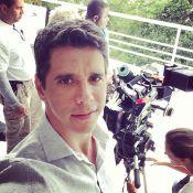 Márcio Garcia está sem água em casa há 10 dias:'Gasto R$ 1500 com caminhão-pipa'