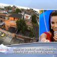 Anitta relembra lugares importantes de sua vida no quadro 'Balão da Sabrina'