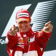 Michael Schumacher acordou do coma por alguns segundo e reconheceu a mulher Corine