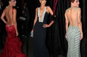 Mariana Rios e outras famosas arrasam no decote em Baile de Carnaval da Vogue