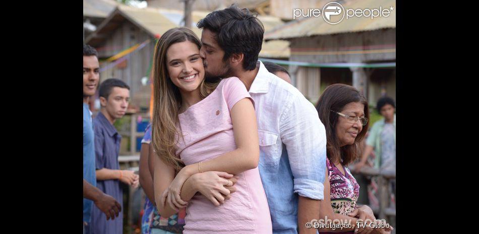Lili e Marlon vão ficar juntos no último capítulo de 'Além do Horizonte'