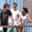 William e Celina ficarão juntos e vão se candidatar a cargos políticos em Tapiré