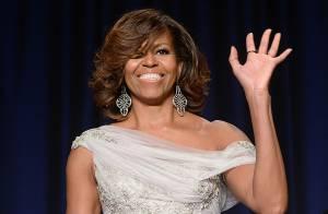 Michelle Obama recebe Lupita Nyong'o e outros famosos em jantar na Casa Branca