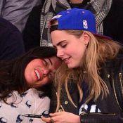 Cara Delevingne e Michelle Rodriguez terminam namoro devido a diferença de idade