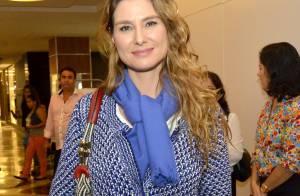 Lavinia Vlasak diz que pedirá emprego para voltar a atuar: 'Muitas saudades'