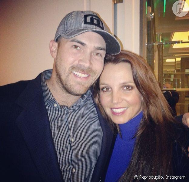 Britney Spears planeja casamento com namorado, David Lucado
