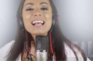 Anitta lança vídeo com os bastidores do seu primeiro DVD