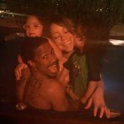 Mariah Carey passa Dia das Mães com filhos e marido após rumores de separação