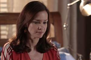 'Em Família': casamento de Helena e Virgílio fica por um fio por causa de Laerte
