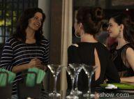 'Em Família': Verônica fala empolgada sobre Cadu e Clara percebe interesse