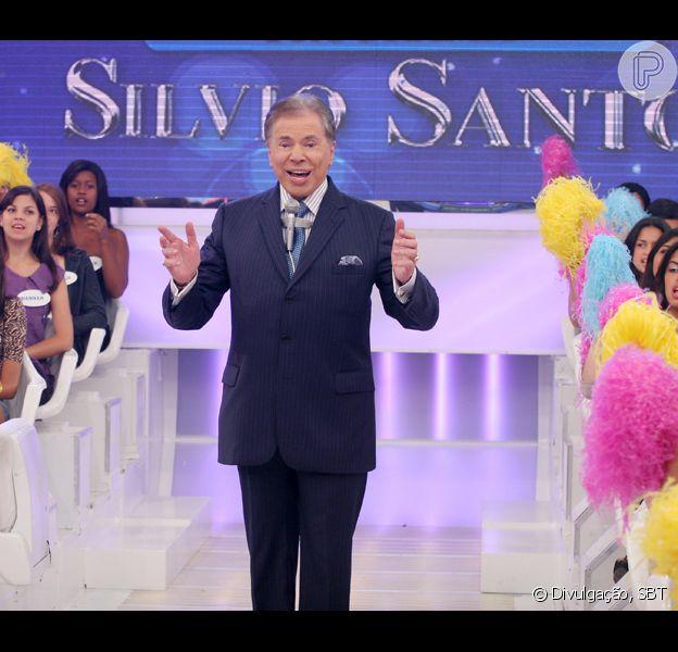 Silvio Santos deixou claro em seu programa, no último domingo, 11 de maio de 2014, no SBT, que assistiu ao programa de Sabrina Sato, na Record, e gostou da apresentadora