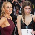 Blake Lively, Adèle Exarchopoulos e Nicole Kidman desfilaram penteados com trança na abertura do Festival de Cannes 2014