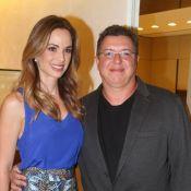 Ana Furtado fala sobre o marido, o diretor Boninho: 'É um chefe bravo'