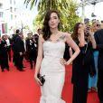 Eleonora Carisi prestigia a  première de 'The Homesman' no Festival de Cannes 2014