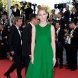 Svetlana Khodchenkova veste Christian Dior na première de 'The Homesman' no Festival de Cannes 2014