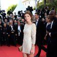 Alexandra Rosenfeld prestigia a première do filme 'The Homesman' no Festival de Cannes 2014