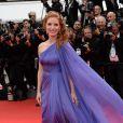 Jessica Chasten veste Elie Saab no Festival de Cannes 2014