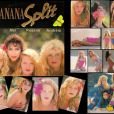 Composto pelo quarteto Mel Nunes, Adriana Colin, Andreia Reis e Rosane Muniz, o grupo 'Banana Split' fez sucesso nos anos 1990