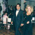 Andréia é casada há 24 anos com o empresário Fran Azevedo e com ele tem uma filha, Sayonara