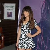 Lea Michele, de 'Glee', assume que já teve relacionamento com Matthew Morrison