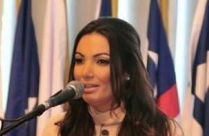 Patrícia Poeta é homenageada na Assembleia Legislativa do Rio Grande do Sul