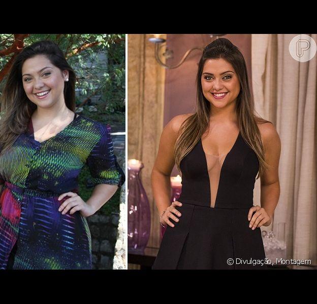 Polliana Aleixo perde 5 kg para nova fase da personagem Bárbara, de 'Em Família'