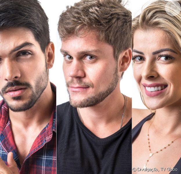 'BBB18': Lucas venceu a Prova do Líder, Breno também ganhou imunidade e Jaqueline está no Paredão